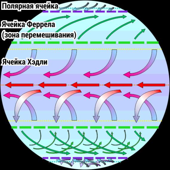 c6i5_Циркуляция атмосферы 1 - сбоку